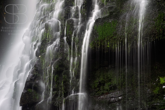 Matai Falls, Catlins, Southland, New Zealand